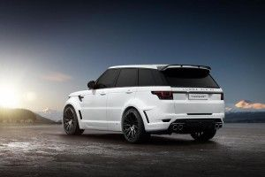 2016 Range Rover Sport pictures