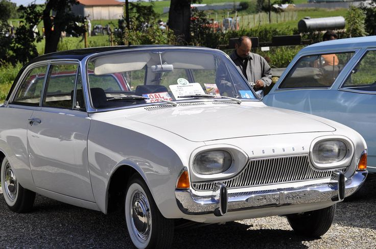 Ford 17M P3 1963
