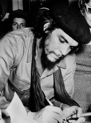 Ernesto Che Guevara.  HLVS!