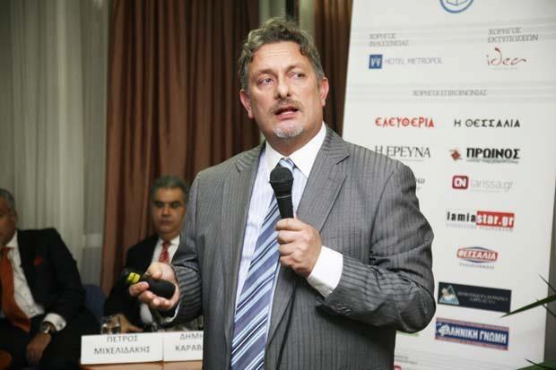 Γιάννης Ηλιάδης  Διευθυντής πωλήσεων για την Ελλάδα και την Κύπρο του μεγαλύτερου B2B online καταλόγου της Ευρώπης EURO PAGES