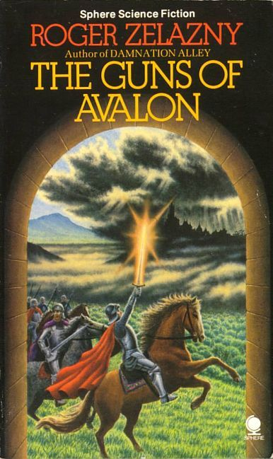 Roger Zelazny - Amber The Corwin Cycle II - The Guns of Avalon