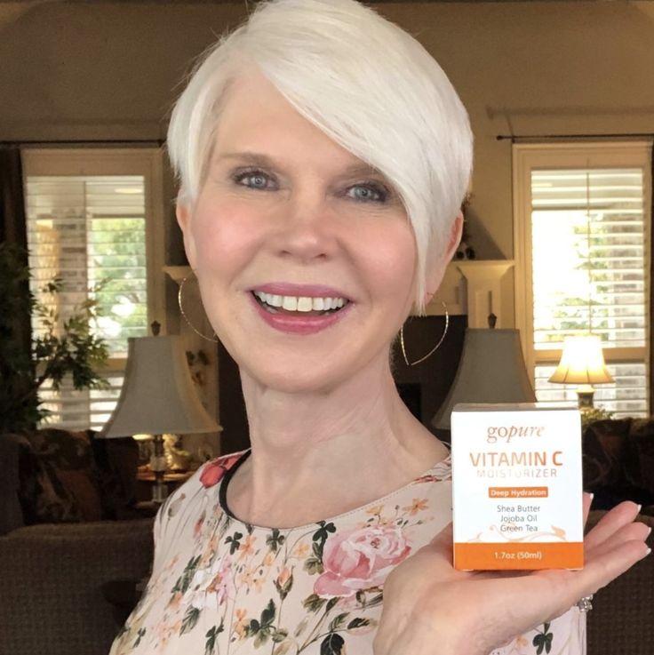 goPure Vitamin C Moisturizer 1.7oz Skin care, Short
