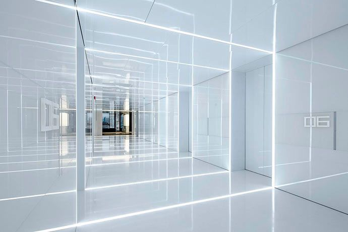 glass office | AIM Architecture