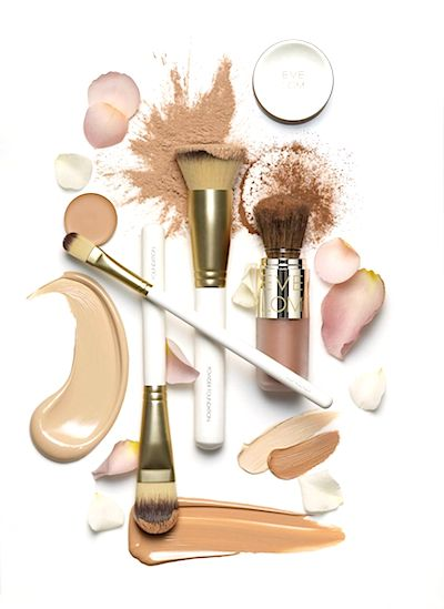 Another inspiration for styling and composition for cosmetics