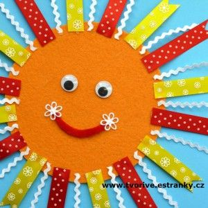 Po zimě se určitě už všichni těšíme na hřejivé paprsky sluníčka. Nejrůznějších sluníček už jsme v dí...