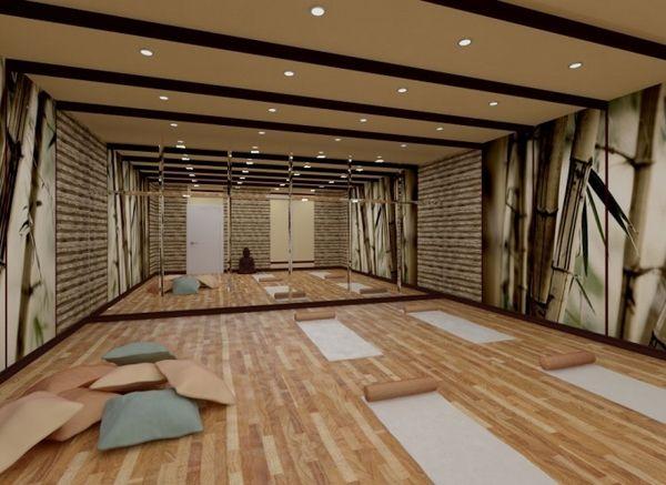 32 Home Yoga Studio Design Ideas Yoga Studio Home Yoga Studio Design Yoga Room