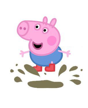 Cartoon Characters: Peppa Pig PNG pack