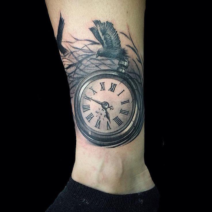28 Watch Tattoo Designs Ideas: 1000+ Ideas About Watch Tattoos On Pinterest