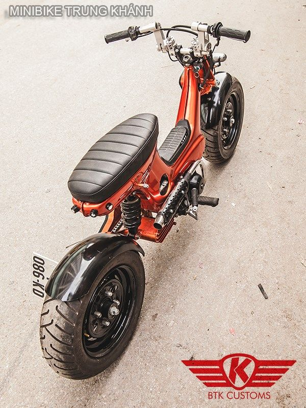 Mini bike.                                                                                                                                                                                 Más
