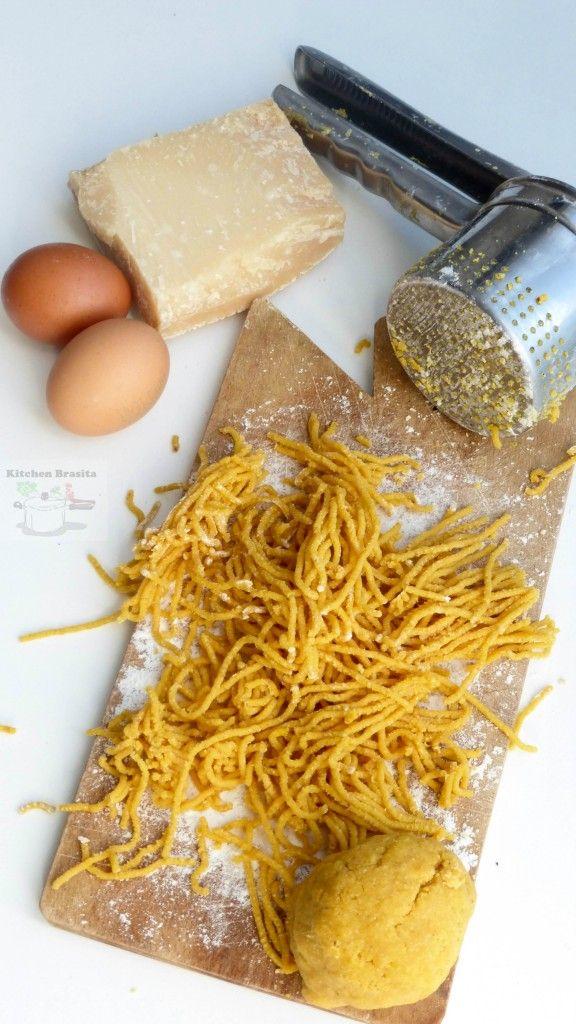#passatelli http://blog.cookaround.com/kitchenbrasita/passatelli/2015/01/passatelli.html?doing_wp_cron=1420665468.7628281116485595703125