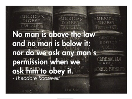 No Man Is Above the Law | Motivation Shit | Pinterest ...