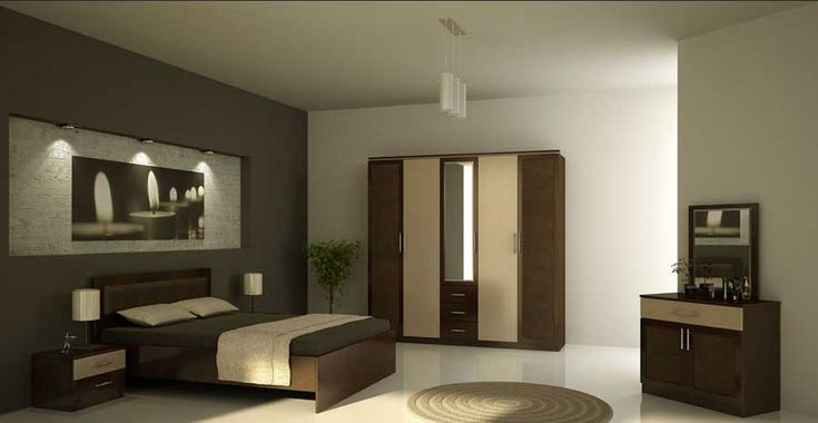 Master bedroom design for simple modern bedroom interior ...