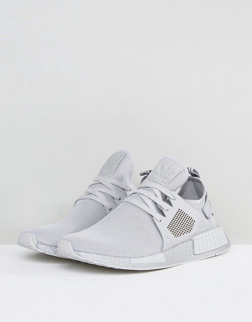 differently 3cc83 f8a33 adidas Originals - NMD XR1 Silver Boost Sneakers In Gray ...