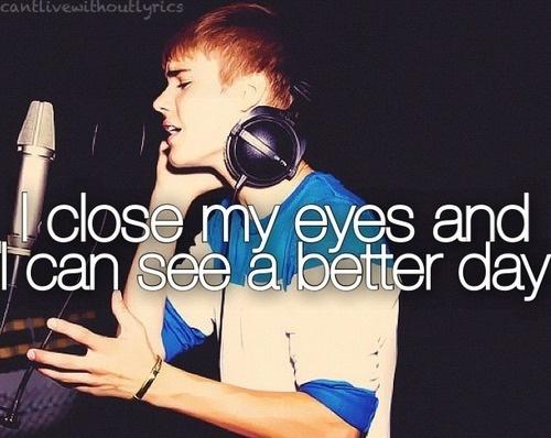 Justin Bieber Song Lyric Quotes: Best 25+ Justin Bieber Lyrics Ideas On Pinterest