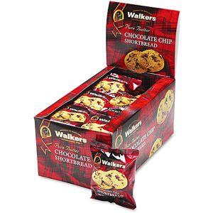 12. Your co-worker Secret Santa Office Snax Walker's Shortbread Chocolate Chip Cookies, 24 ct #ShopAtHome, #Walmart  #12DaysOfPinning