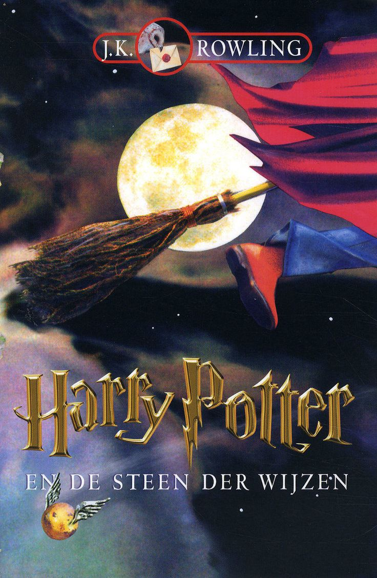Harry Potter and the Philosopher's Stone, The Netherlands