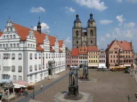 I love Lutherstadt Wittenberg <3