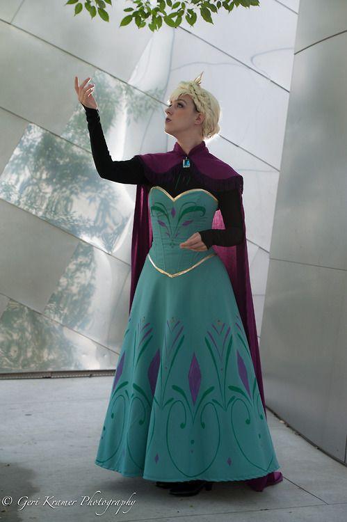 (99) frozen cosplay | Tumblr