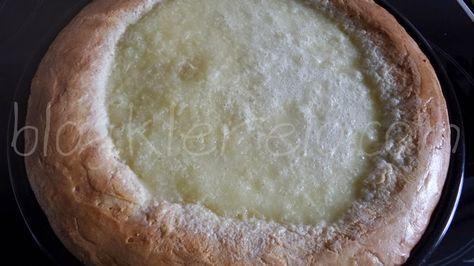 Salée au sucre (avec l'aide du Cooking Chef)   J'en fais régulièrement, de cette tarte à la crème version vaudoise. Le fond de ...