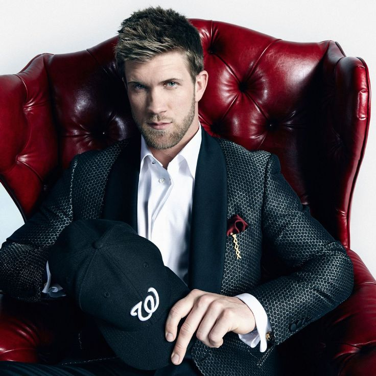 """""""It's a tired sport. You can't express yourself. You can't do what people in other sports do.""""  - Bryce Harper, The Washington Nationals"""
