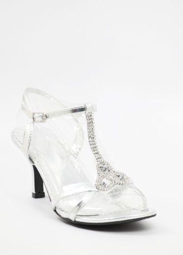 Ivory Prom Sandals