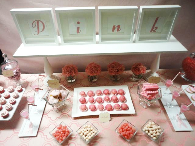 breast cancer awareness party: Birthday Parties