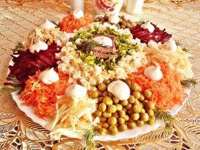 Праздничные салаты — 329 рецептов с фото. Вкусные и простые рецепты салатов на праздничный стол