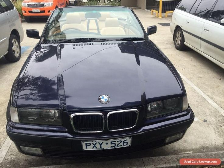 1999 BMW Convertible #bmw #328i #forsale #australia