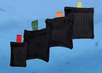 Weight Belts 74004: Soft Scuba Dive Weights 1 Ea - 1Lb, 2Lb, 3Lb, And 4Lb, 10 Lbs Total! -> BUY IT NOW ONLY: $37.95 on eBay!