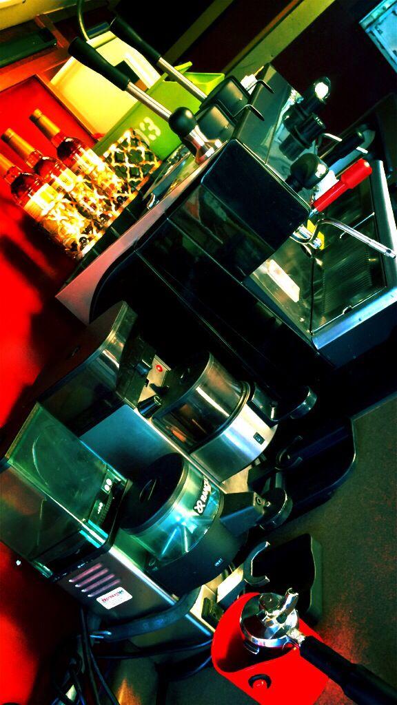 Cafe overboard