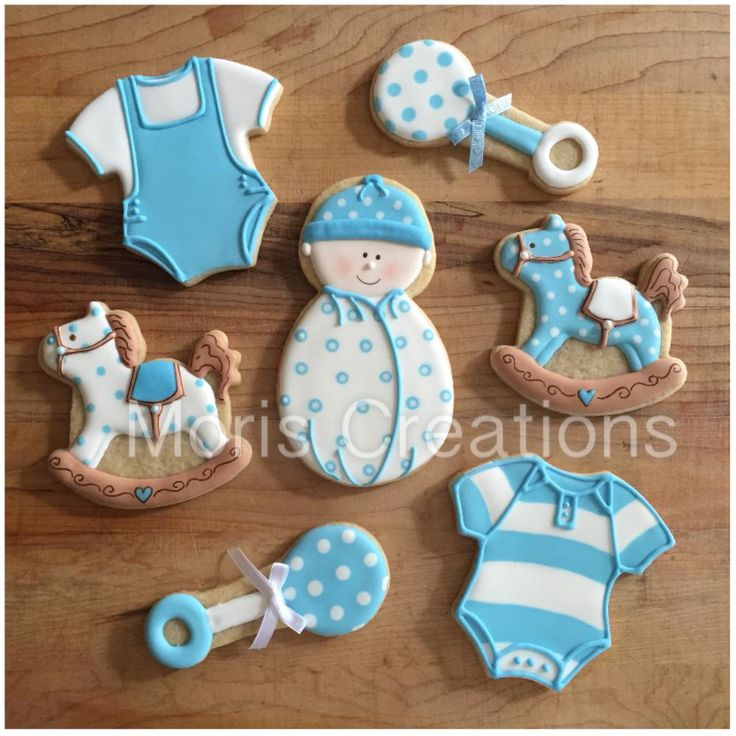 best  baby cookies ideas on   baby shower cookies, Baby shower