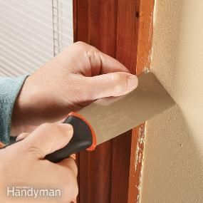 Removing Tape Residue From Painted Metal