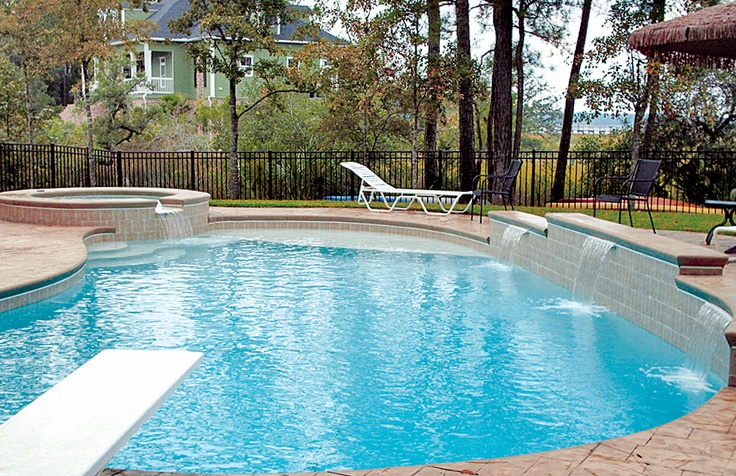26 Best Pools Images On Pinterest Pool Ideas Backyard Ideas And Small Backyards