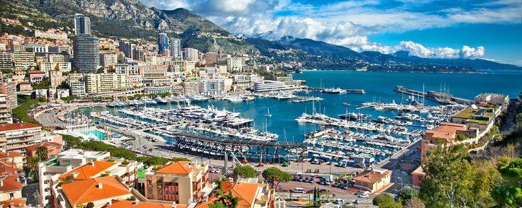 In der Nähe, Nearby, Proche, nærliggende, Vicino.  Monaco