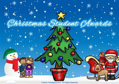 Christmas+Student+Awards+from+A+Plus+Learning+on+TeachersNotebook.com+-++(40+pages)++-+Make+the+Christmas+season+more+fun+and+enjoyable+with+your+students+with+our+editable+Christmas+Student+Awards.