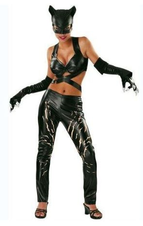 Halle Berry Catwoman Costume.