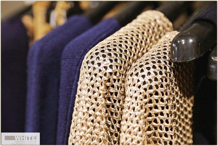 Esiste forse un capo più comodo del classico maglioncino invernale? E' una coccola che accompagna le donne per tutta la giornata, trendy, chic, casual, sportivi ne esistono di tantissimi tipi, persino bon ton da usare anche per le più eleganti delle serate.  #negozio #abbigliamento #moda #Arzignano #rinascimento #moteldiffusionemoda #antonello #serio #accessori #altatensione #dixie #donna #vicolo #northland #made #in #Italy #fashion #vestiti #abiti #white