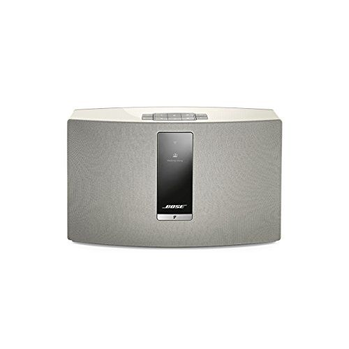 Bose SoundTouch 20 Series III Wireless Music System - White No description (Barcode EAN = 0017817694308). http://www.comparestoreprices.co.uk/december-2016-3/bose-soundtouch-20-series-iii-wireless-music-system--white.asp