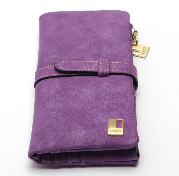 Luxusní dámská peněženka se zipem a místem pro karty a fotky – fialová – SLEVA 70 % + POŠTOVNÉ ZDARMA Na tento produkt se vztahuje nejen zajímavá sleva, ale také poštovné zdarma! Využij této výhodné …