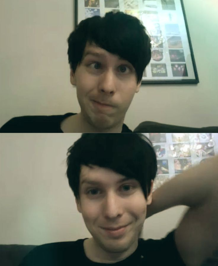 Phil Lester being a cute dork like always X)