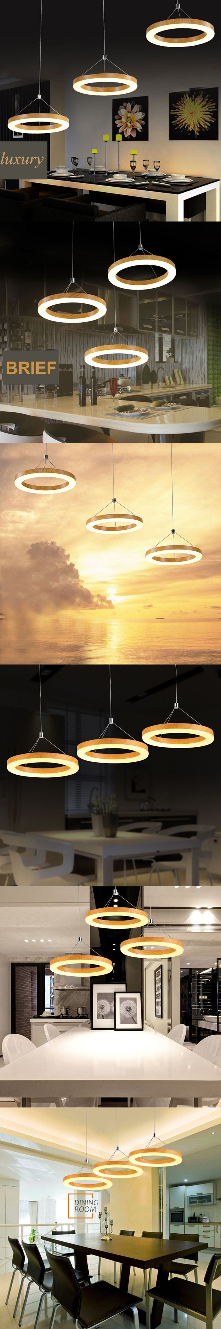 Nordic Suspension Luminaire Modern Minimalist Gold Lighting Metal Lampshade Round Hanging Lamp Tiffany Pendant Light Home Decor