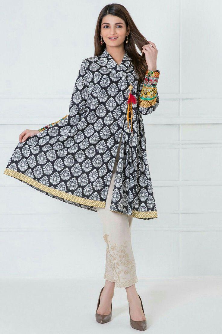 Pin By Atifa Noor On Treasure Pakistani Dresses Winter