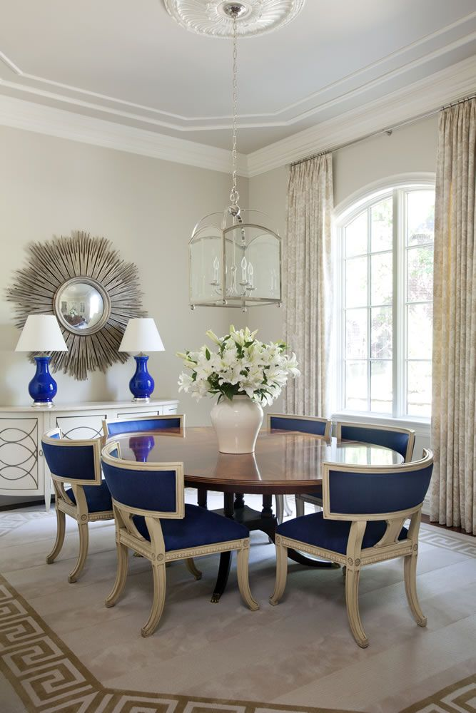 8 Ways To Light Up Your Dining Room This Chic Lantern Provides A Polished And Timeless Look By Tobi Fairley On HomePortfolio
