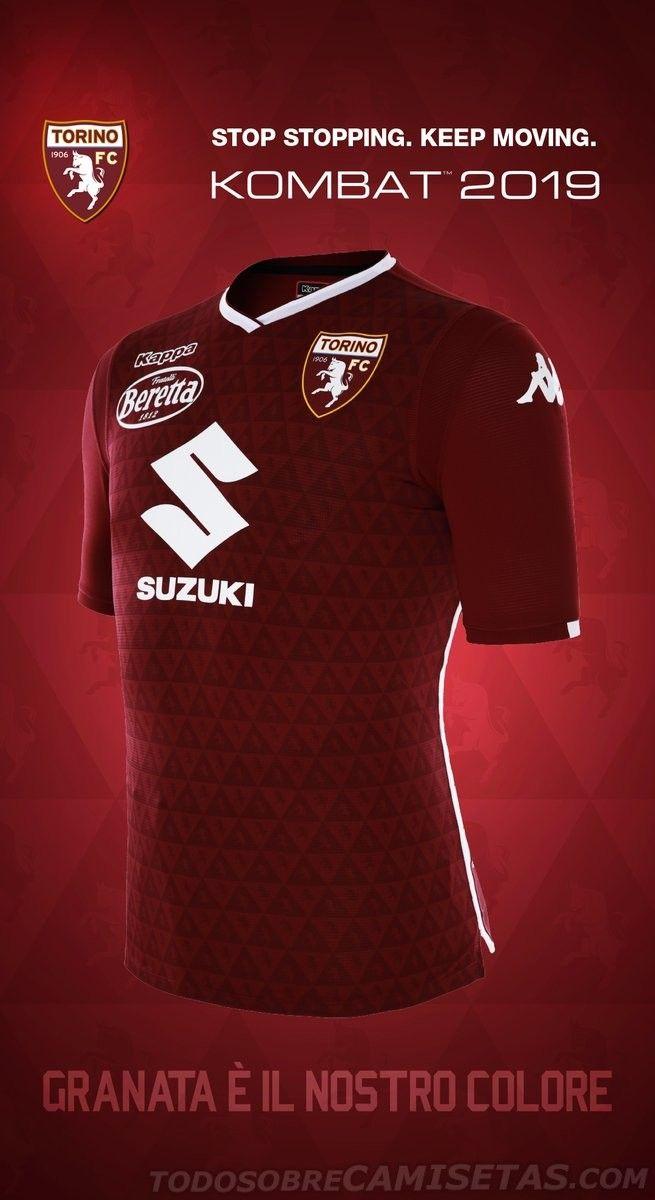 8ad50ff6ed028 Torino FC Kappa Kits 2018-19