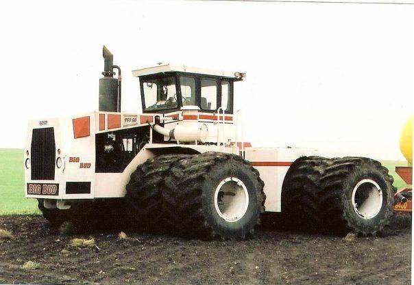 Big tractor!! Big Bud 950/50.  950 HP.