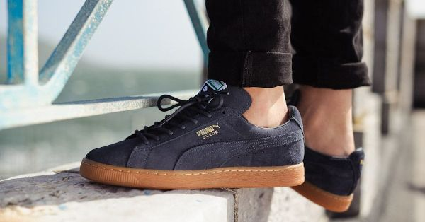 Puma Suede Gum Royal - Hearted
