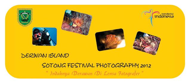 Underwater Photographer? Check out Sotong Photography Festival 5 to 9 Dec 2012 in Derawan Islands | Visit Indonesia - Official Website for Indonesia Tourism and Travel Information