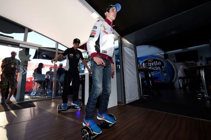 Alex Marquez, German Moto2 2015