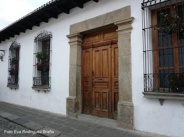 M s de 25 ideas incre bles sobre fachadas de casas - Fachadas antiguas de casas ...