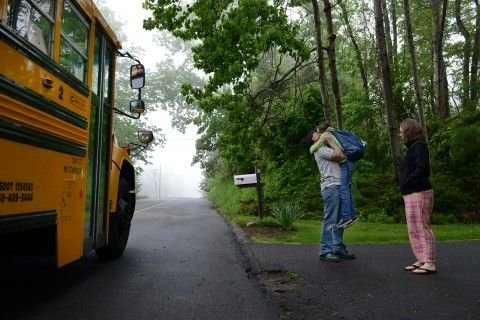 After Newtown shooting, mourning parents enter into the lonely quiet